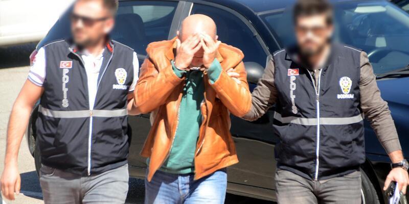 'Binbir surat' lakaplı cezaevi firarisi, Bodrum'da yakalandı