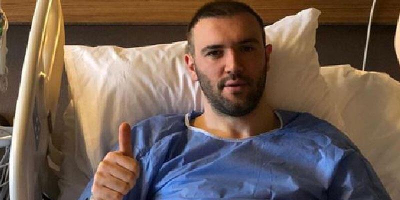 Serdar Kurtuluş'tan ameliyat sonrası duygusal paylaşım