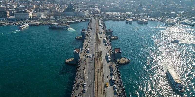 Dikkat! İstanbul'da bu köprüler kapalı