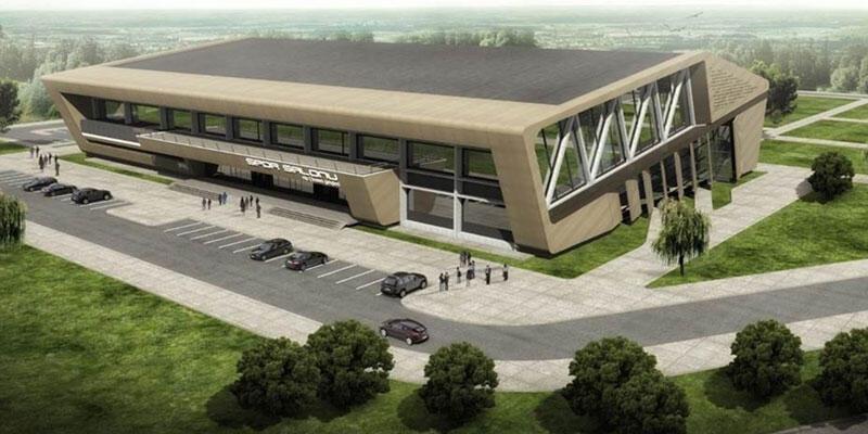 Giresun'a 3 bin 500 kişilik spor salonu yapılıyor