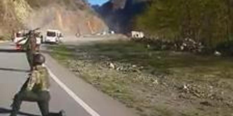 Doğu Karadeniz'de terör örgütü PKK'ya operasyon