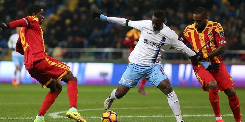 Canlı: Trabzonspor-Kayserispor maçı izle | beIN Sports canlı yayın