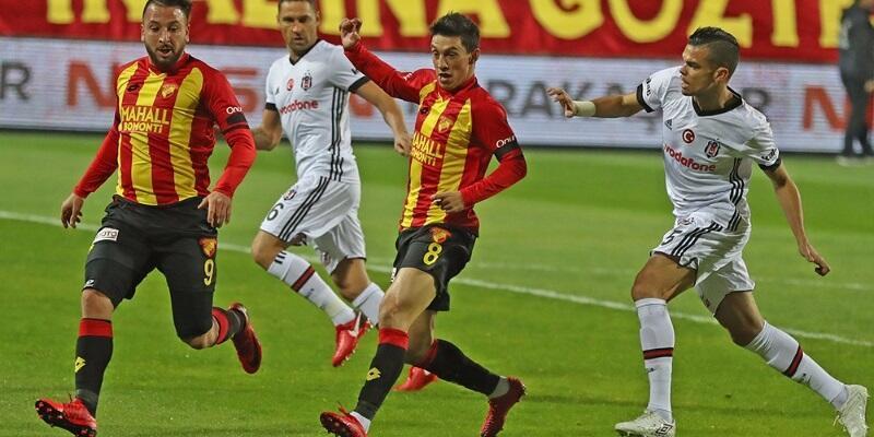 Canlı: Beşiktaş-Göztepe maçı izle | beIN Sports canlı yayın