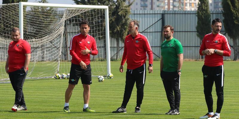 Teleset Mobilya Akhisarspor'da Beşiktaş mesaisi başladı