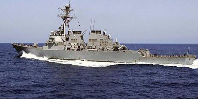 'ABD gemisi Suriye'ye hareket etti: Rus jetleri havalandı' iddiası