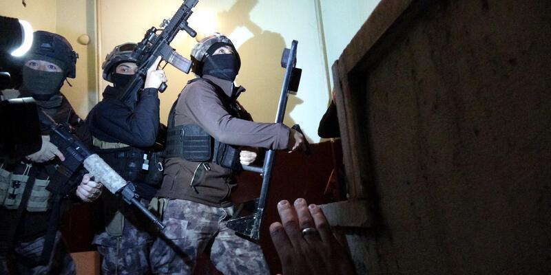Erzurum'da büyük operasyon: İnsan tacirlerine şafak baskını