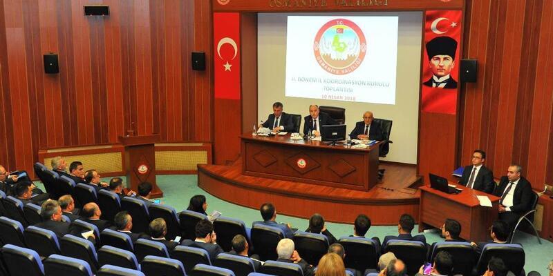 Osmaniye'de 742 projenin 186'sı bitirildi
