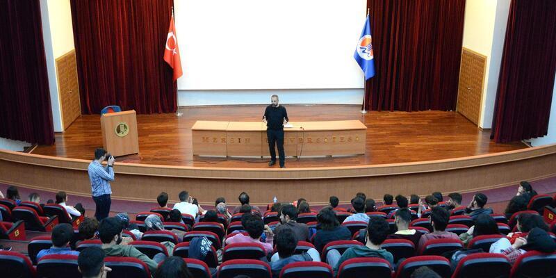 MEÜ'de öğrencilere 'Fotoğraf ve Time-Lapse' semineri