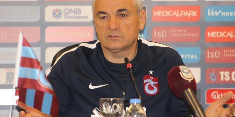 """Trabzonspor Teknik Direktörü Çalımbay: """"Benim olduğum yerde disiplin ön planda gelir"""""""
