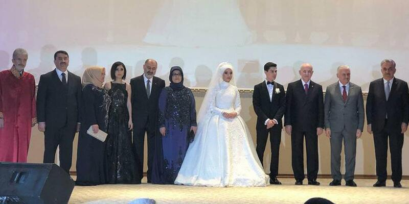Ak Parti Niğde Milletvekili Kavaklıoğlu'nun mutlu günü
