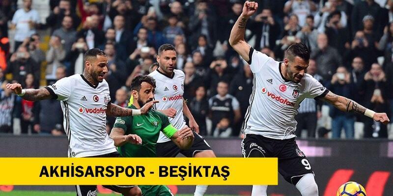 Canlı: Akhisarspor-Beşiktaş maçı izle | beIN Sports canlı yayın (Süper Lig)