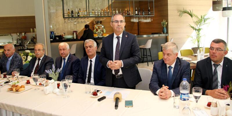 Oda başkanlarına beraberlik çağrısı