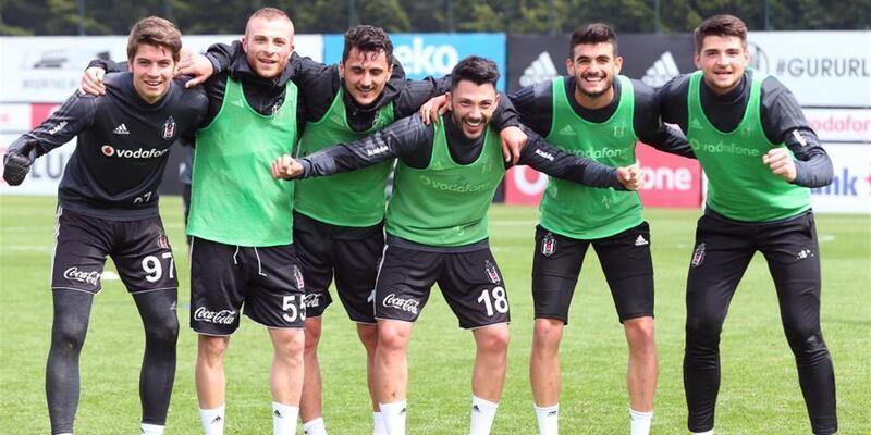 Beşiktaş Fenerbahçe maçının hazırlıklarına başladı