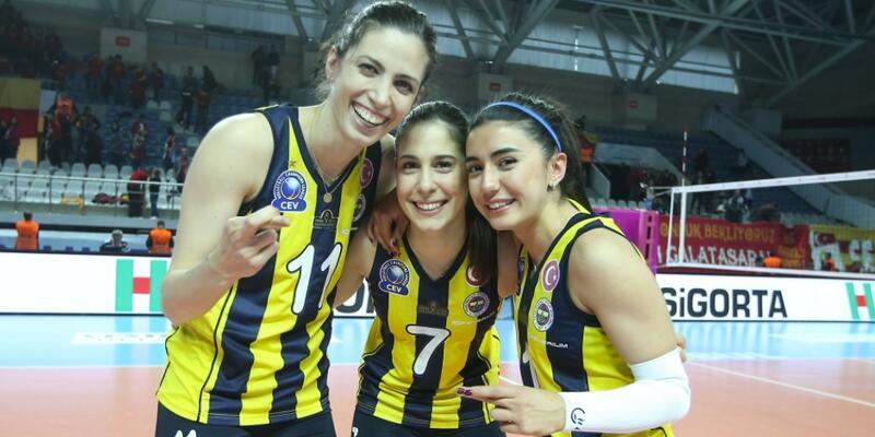Fenerbahçe Sultanlar Ligi'nde üçüncü oldu