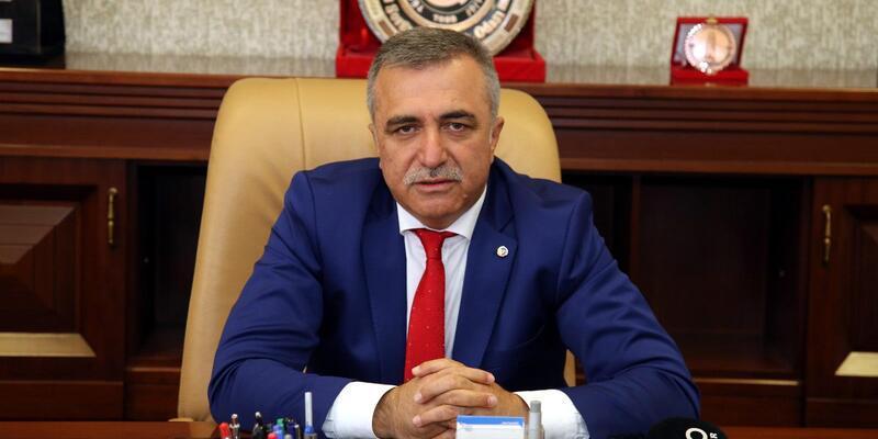 """Tokat TSO Başkanı Çelik """"Alternatif çözüm üretmeliyiz"""""""