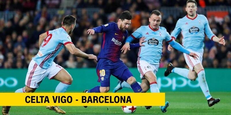 Canlı: Celta Vigo-Barcelona maçı izle | beIN Connect canlı yayın