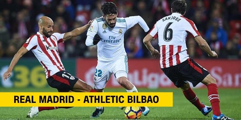 Canlı: Real Madrid-Athletic Bilbao maçı izle | beIN Connect canlı yayın