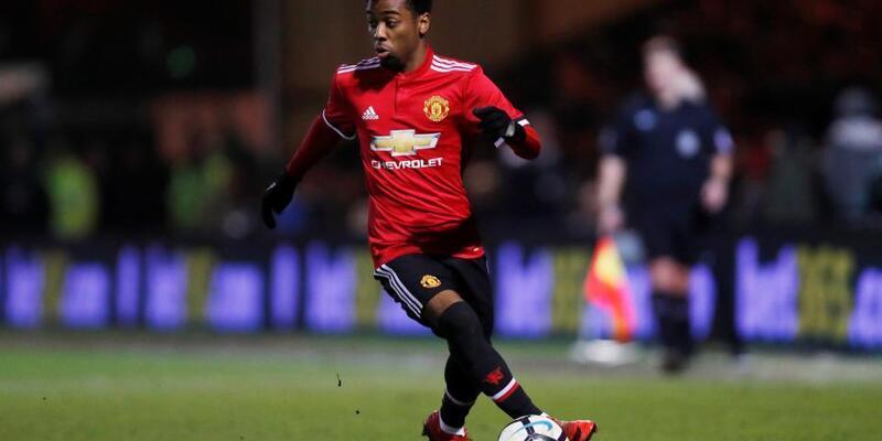 Manchester United U23 takımı ligden düştü