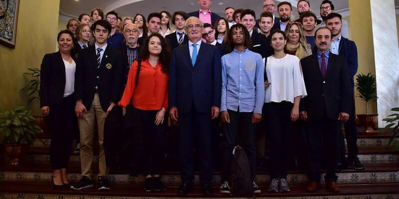 Başkan Yılmaz: Eğitime yapılan her yatırım Türkiye'nin aydınlık geleceği için
