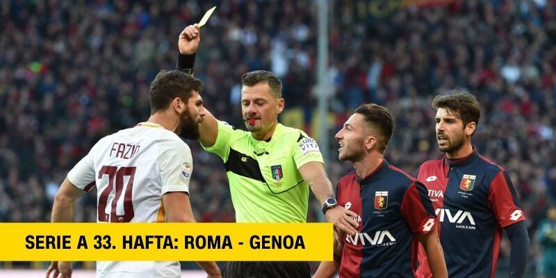 Canlı: Roma-Genoa maçı izle | Tivibu Spor canlı yayın