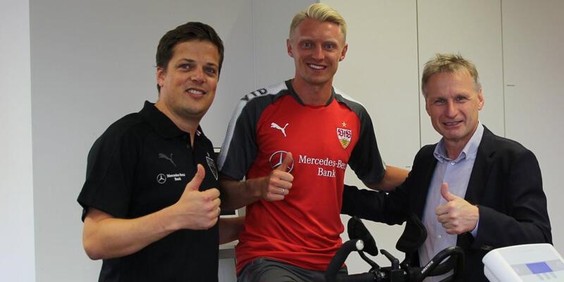 Andreas Beck sezonu kapattı