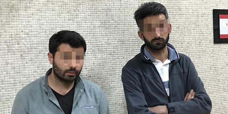 Galatasaray taraftarına saldıran iki zanlı yakalandı