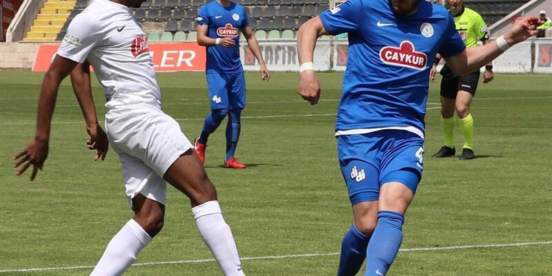 Rizespor Süper Lig'e çıkışını ilana hazırlanıyor