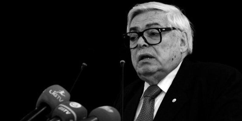 Galatasaray'ın acı günü: Prof. Dr. Oğuz İmregün vefat etti.