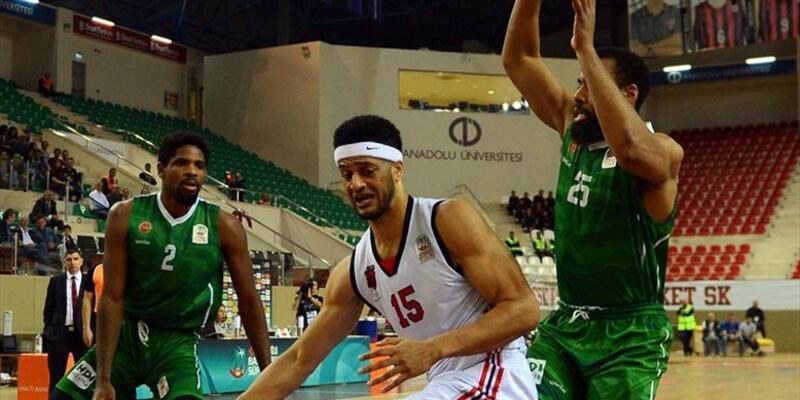 Eskişehir Basket: 86 - 75 Yeşilgiresun Belediyespor