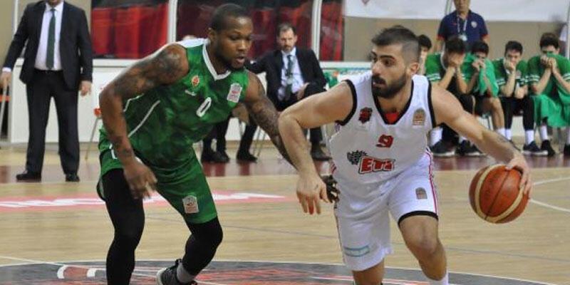 Yeşil Giresun Belediyespor yine kaybetti