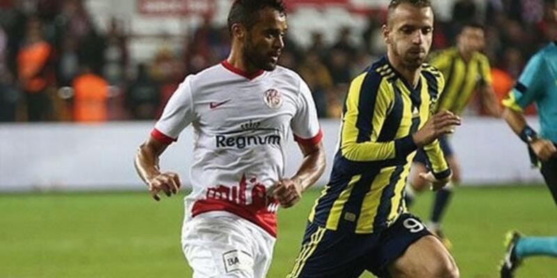 İşte Fenerbahçe - Antalyaspor maçı muhtemel 11'leri