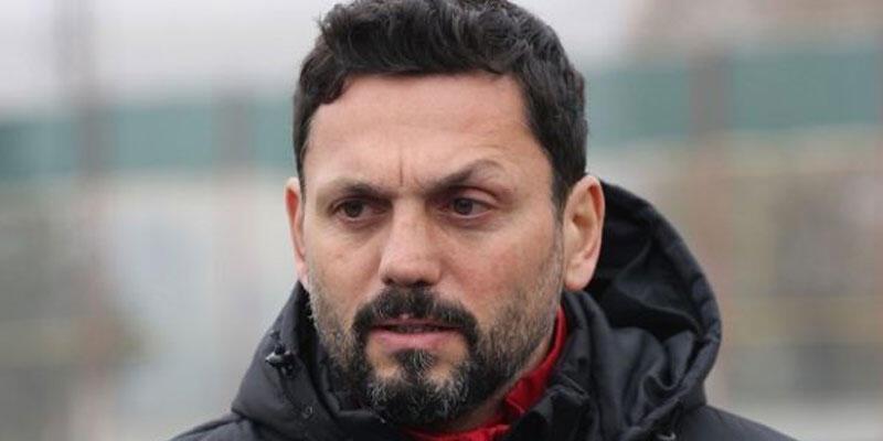 Erol Bulut: Biz bugün Beşiktaş'a değil, farklı kişilere kaybettik
