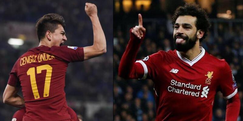 Halef selefine karşı (Cengiz Ünder vs. Mohamed Salah)