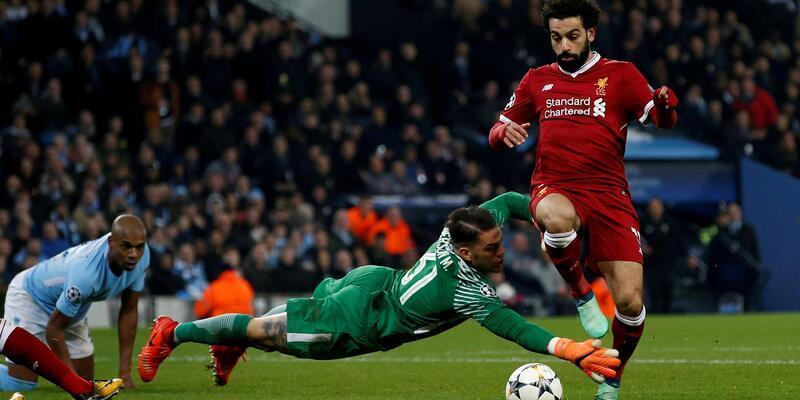 Pep Guardiola'nın kalecisi gol atmak istiyor
