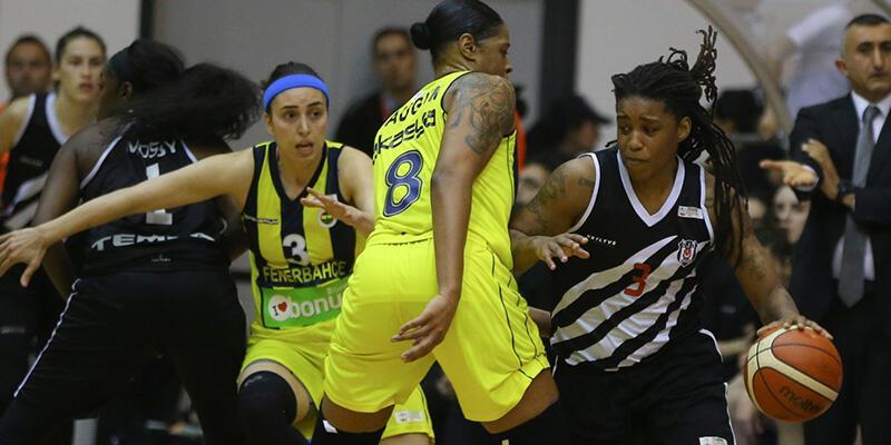 Fenerbahçe'den Beşiktaş'a 34 sayı fark