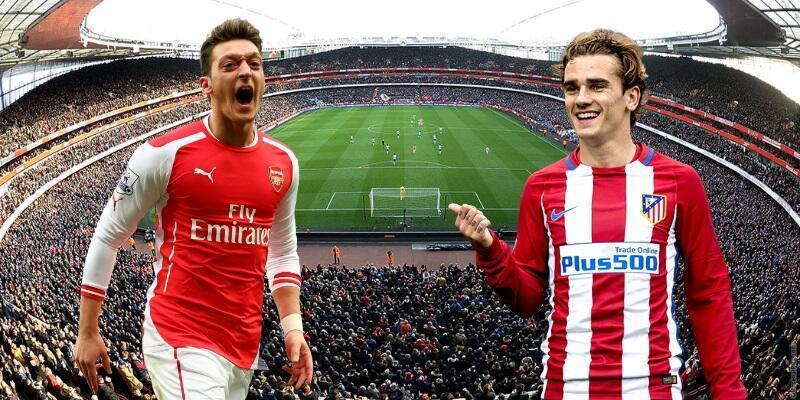 Canlı: Arsenal-Atletico Madrid maçı izle   TRT Spor canlı yayın (UEFA Avrupa Ligi)