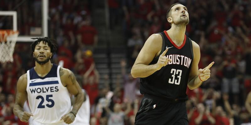 Houston Rockets konferans yarı finalinde