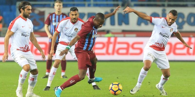 Canlı: Antalyaspor-Trabzonspor maçı izle | beIN Sports 1 canlı yayın