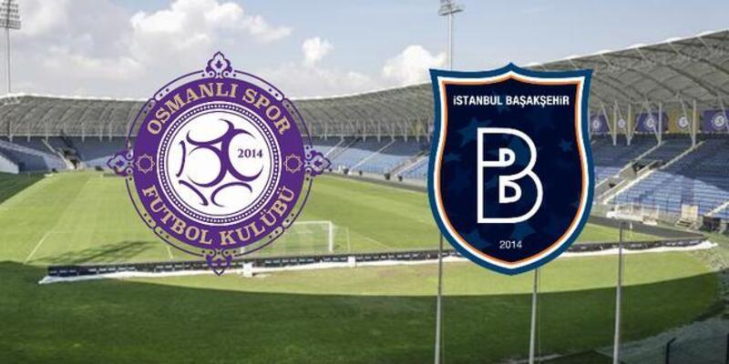 Osmanlıspor - Başakşehir / Başkentte kritik maç