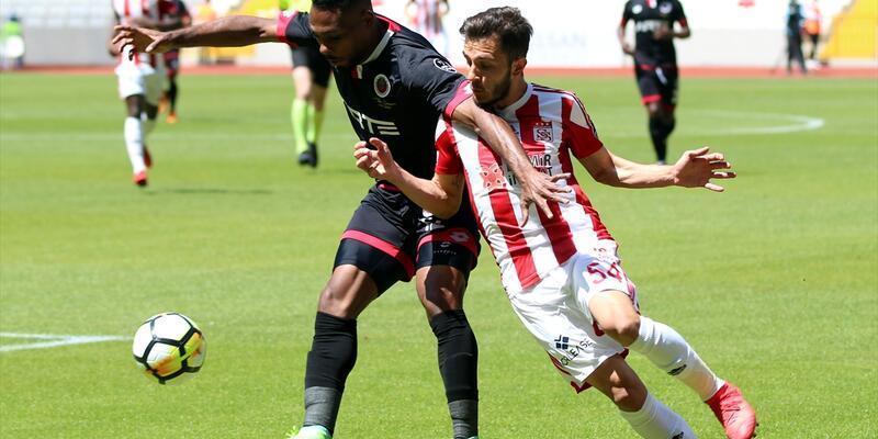 Gençlerbirliği şokta / Sivasspor 1-0 Gençlerbirliği