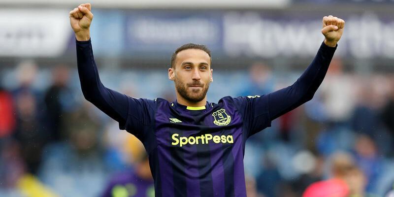 Cenk Tosun gol perdesini açtı, Everton kazandı