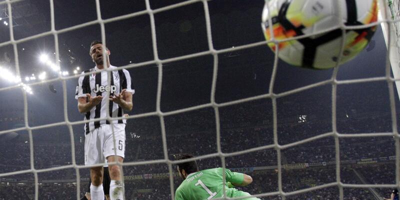 Juve'nin dönüşü muhteşem oldu (Inter 2-3 Juventus)