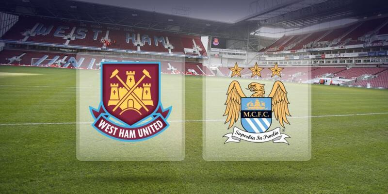 West Ham United - Manchester City CANLI YAYIN (Saat 16.15'te)