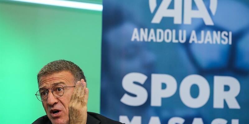 Ahmet Ağaoğlu: Trabzonspor Kulübüne borçluyum