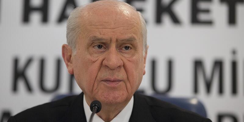 Devlet Bahçeli'den Beşiktaş - Fenerbahçe derbisi yorumu