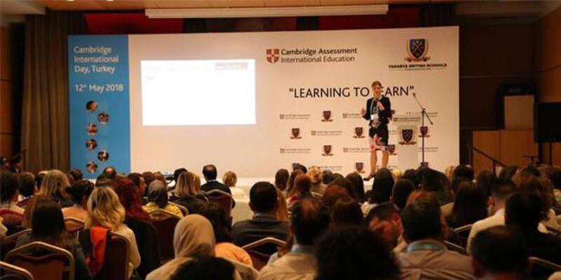 Eğitimciler bu konferansta bir araya geldi