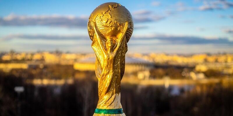 2018 Dünya Kupası grupları ve yer alan ülkeler