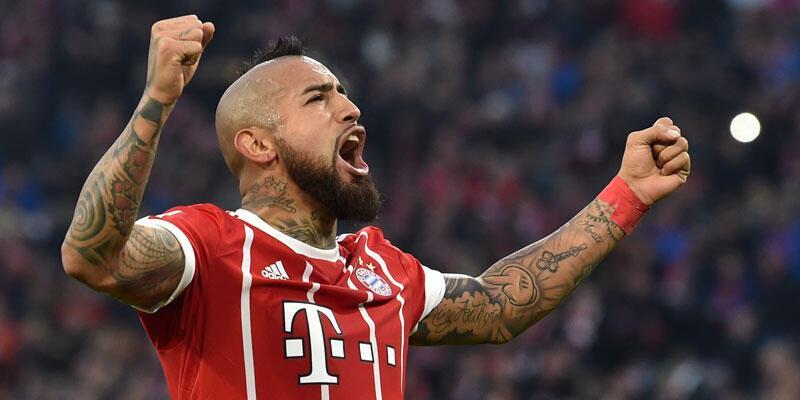 Arturo Vidal, Bayern Münih'ten ayrılıyor