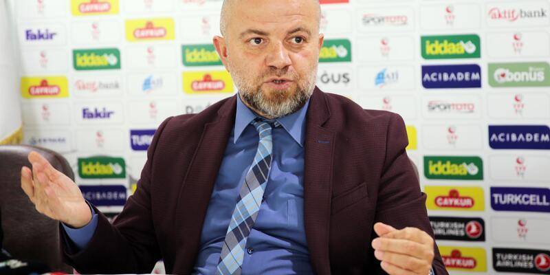 """Rizespor Basın Sözcüsü: """"Şampiyonluk hevesini yaşayamadık"""""""