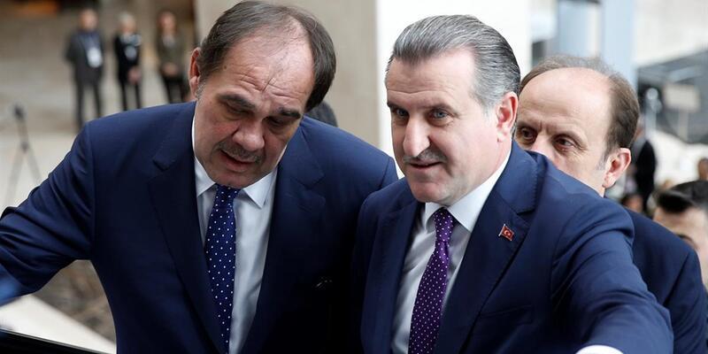 Bakan Osman Aşkın Bak'tan Euro 2024 vurgusu